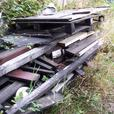 FREE: Assortment of wood pieces, pallets and planks.