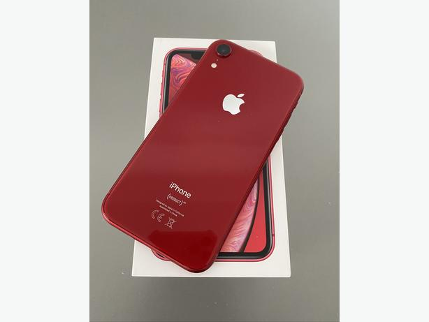 Apple iPhone XR 64GB unlocked Red Boxed - £270 NO OFFERS