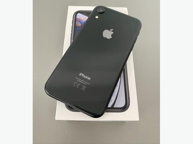 Apple iPhone XR 64GB unlocked Black boxed - £260 NO OFFERS