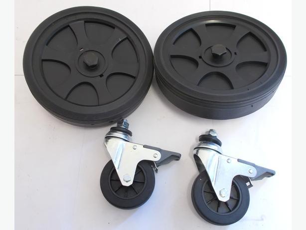 Compressor Wheel Kit for ABAC Compressor