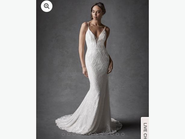 WED2BE WYATT WEDDING DRESS