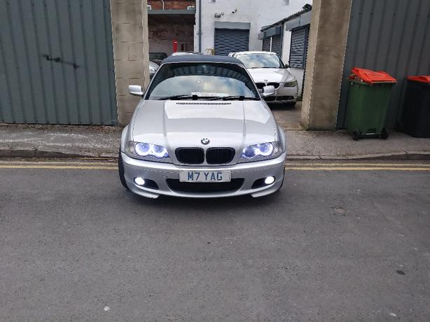 part ex to clear BMW 320 convertiable £1250.00 no offers