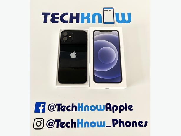 Apple iPhone 12 256GB unlocked Black Warranty £699.99