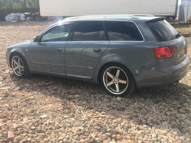 audi a4 estate 1.9 tdi s-line