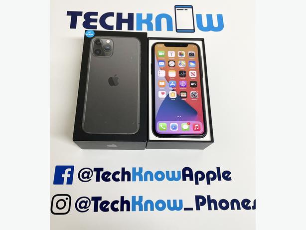 Apple iPhone 11 Pro 64GB unlocked Grey £499.99