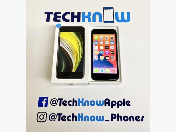 Apple iPhone SE 2020 64GB unlocked Black £229.99