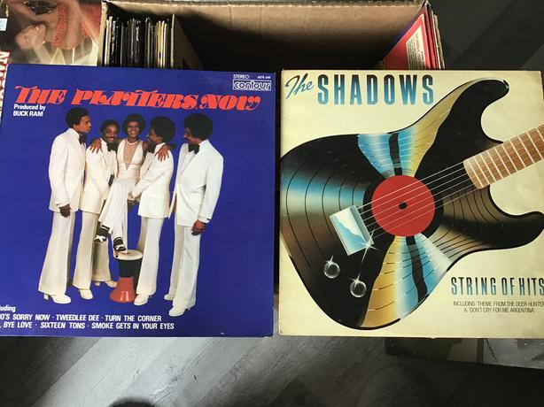 The platters and the shadows