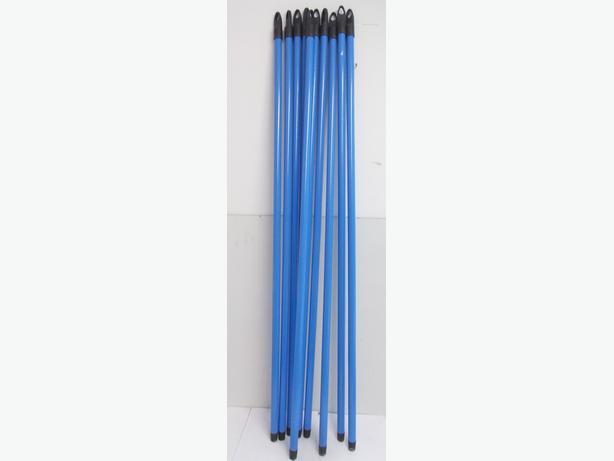 Joblot of 10 Mop/Broom Handles