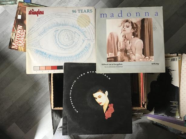 3x vinyls various artists