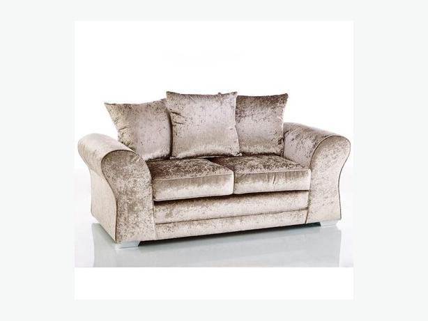 £240-BRANDNEW 2 SEATER SOFA FREE DELIVERY