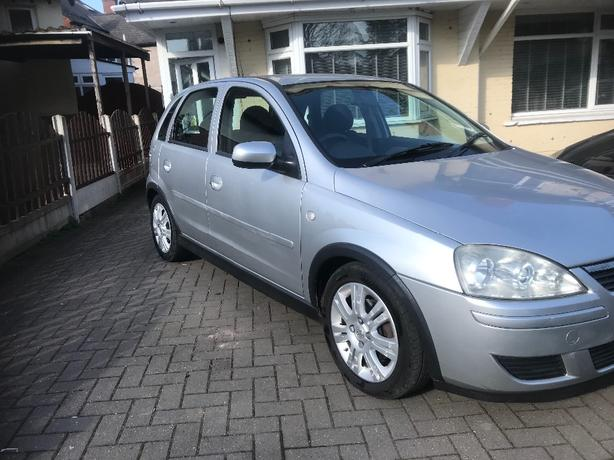 CORSA 1.4 AUTOMATIC! 2006! only 67k!