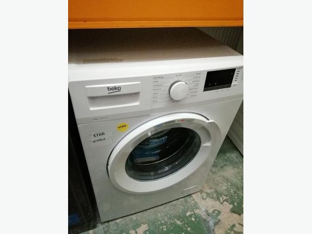 Beko 1-8 kg washing machine A+++graded  at Recyk Appliances