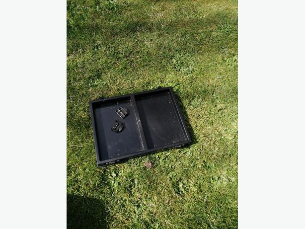 Preston winder tray