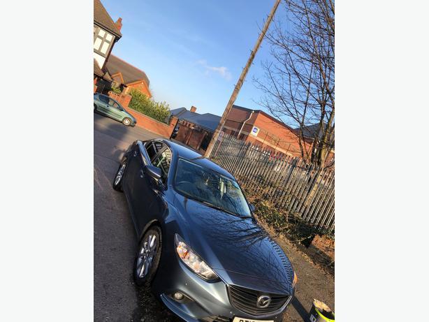 Mazda6 2.2 SKYACTIV-D SE-L Nav 4dr , 20£ road tax, cheap insurance