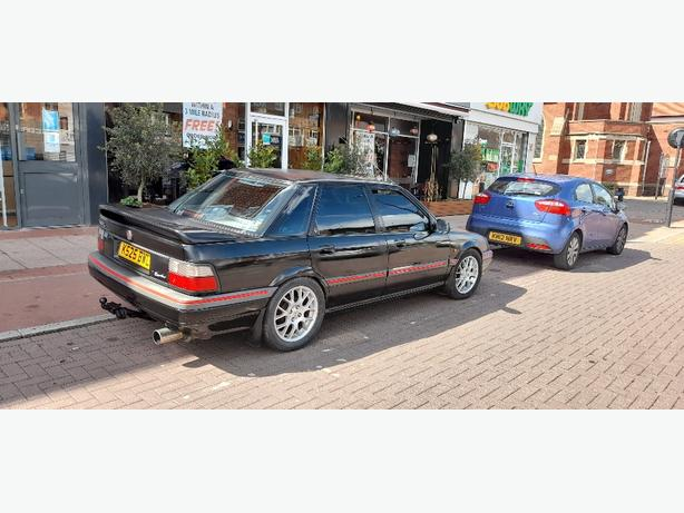 rover 418sld turbo classic