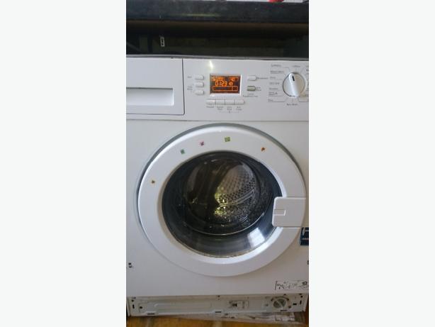 integrated beko digital 7kg washer
