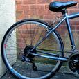Prorider Stamford road bike,700c wheels,18 speed