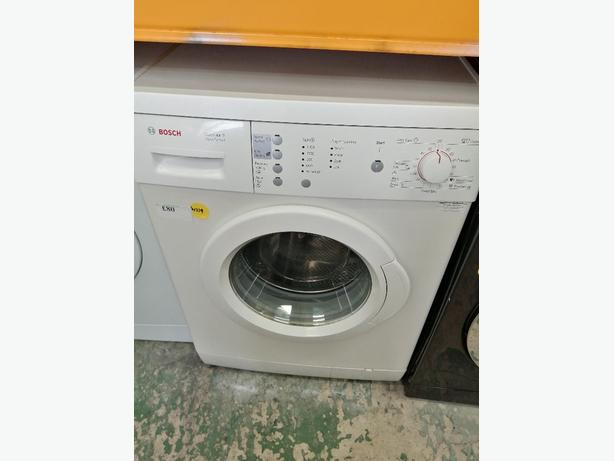 Bosch 6kg washing machine with warranty at Recyk Appliances