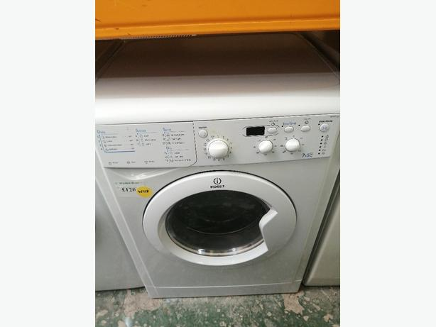 Indesit 7kg +5 kg washer dryer with warranty at Recyk Appliances