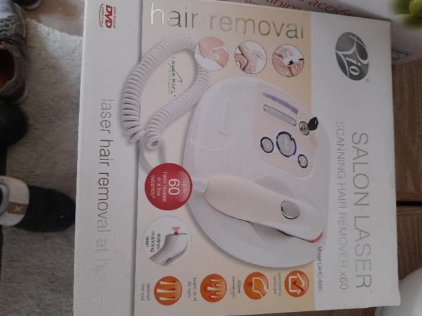 Rio Salon Laser home hair removal kit