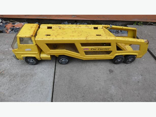 tonka car transporter