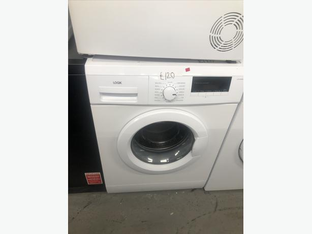 ♻️♻️ PLANET APPLIANCE- LOGIK 8KG WASHING MACHINE/ WASHER ♻️♻️
