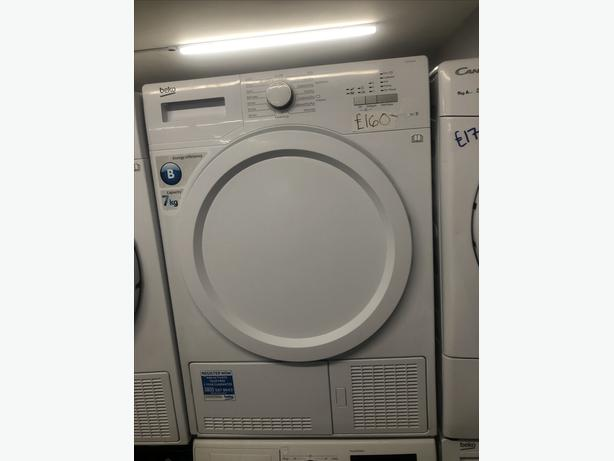 ♻️♻️ PLANET 🌍 APPLIANCE- BEKO 8KG CONDENSER DRYER ♻️♻️