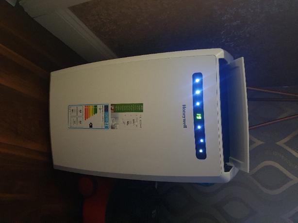 honeywell portable aircon