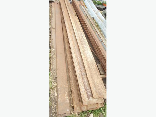 Steel Trench Piles 3.2m x 360mm