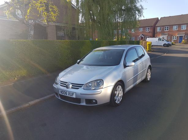 Volkswagen Golf  2.0  GT TDI diesal, 6 speed, 3 door, long mot, drives great