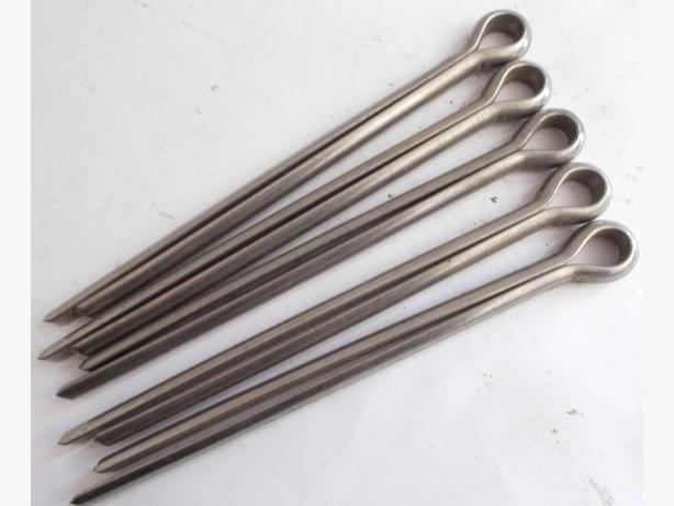 Pack of 5 Split Cotter Pins - 180mm