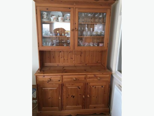 welsh pine dresser