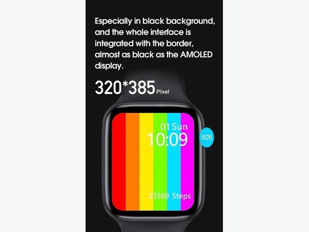 smart watch similar to apple watch