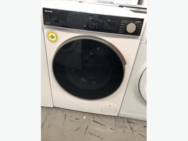 ⭐️⭐️Sharp 8KG/6KG washer dryer ⭐️⭐️