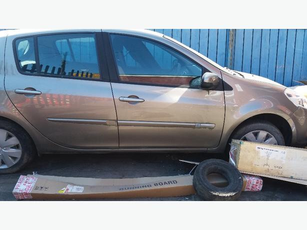 Renault clio 1.2 turbo breaking