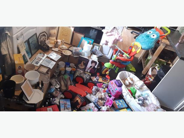 Joblot Household & toys ideal Carboot or Auction