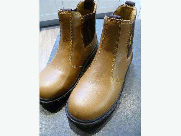Work Boots / Steel Toe Cap