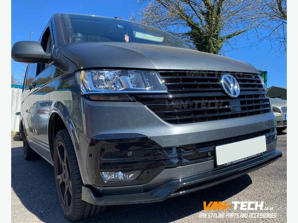 VW Transporter T6.1 Parts and Accessories Grille and Splitter