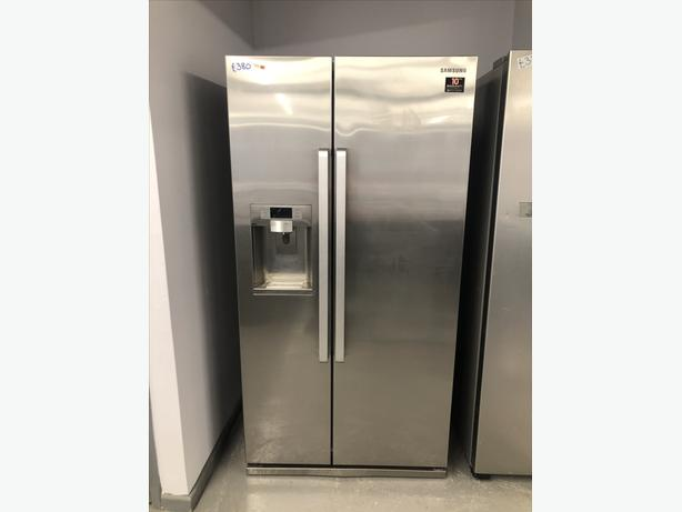 🚚🚚 GRADED SAMSUNG AMERICAN STYLE FRIDGE FREEZER- WITH GUARANTEE🚚🚚