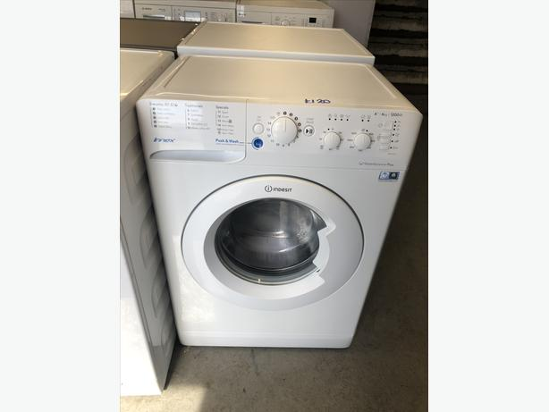 🚚🚚 INDESIT 7KG WASHING MACHINE/ WASHER - WITH GUARANTEE 🚚🚚
