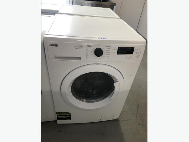 🚚🚚 GRADED ZANUSSI 7+4KG WASHER DRYER- WITH GUARANTEE 🚚🚚