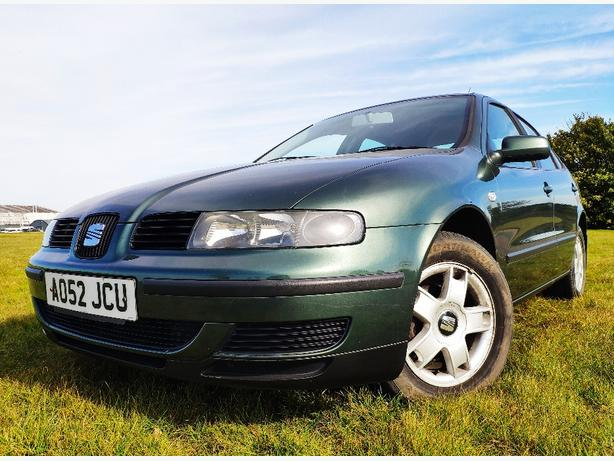 2002/52 SEAT LEON 1.4 S LONG MOT LOVELY golf astra focus fabia 307