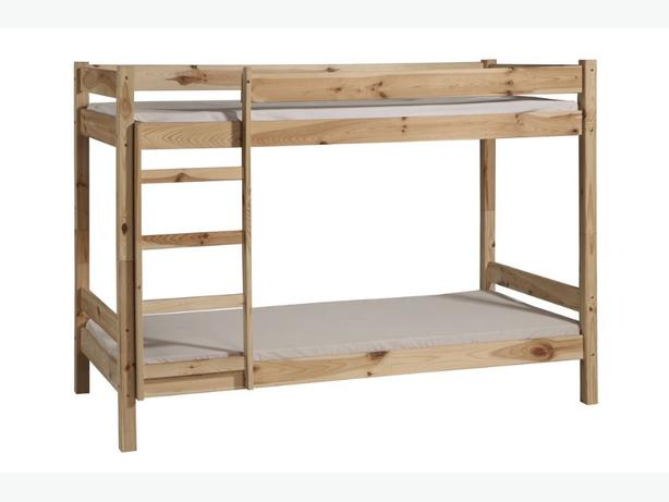 brandnew wood bunkbed