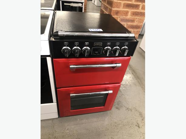 🚚🚚  GRADED STOVES 55CM ELECTRIC COOKER - WITH GUARANTEE 🚚🚚