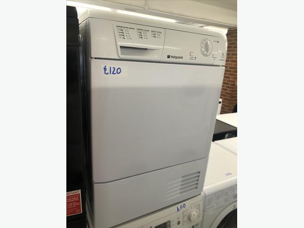 🚚🚚 HOTPOINT 7KG CONDENSER DRYER- WITH GUARANTEE 🚚🚚