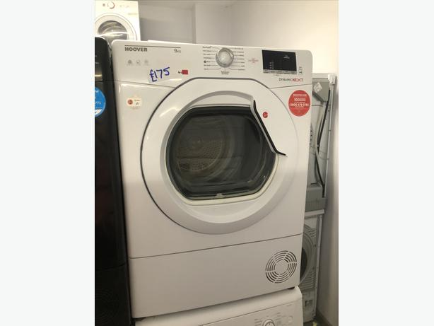 🚚🚚 GRADED HOOVER 9KG CONDENSER DRYER- WITH GUARANTEE 🚚🚚