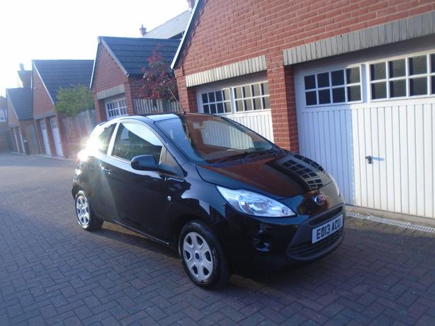 Ford Ka 1.2 Style + 3dr