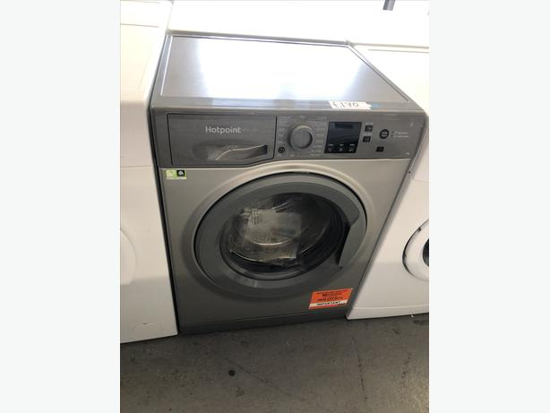 🚚🚚 GRADED HOTPOINT 7KG WASHING MACHINE / WASHER- PLANET 🌍 APPLIANCE 🚚🚚