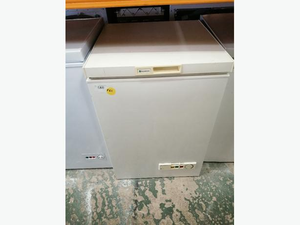 Scandinova chest freezer with 3 months warranty at Recyk Appliances