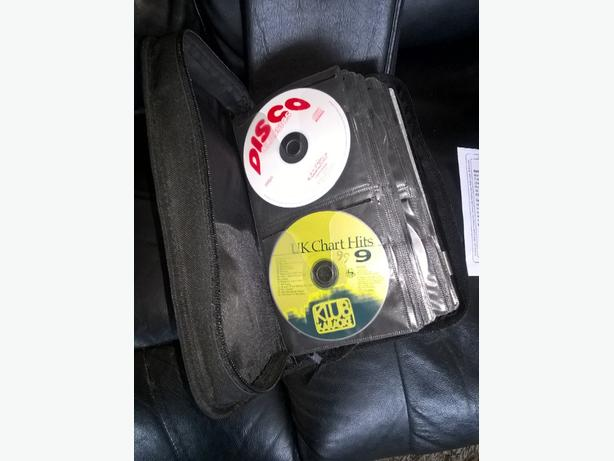 CDG karaoke Discs